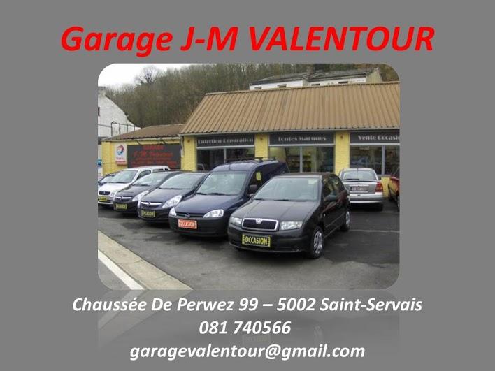 Garage Valentour